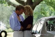 Theresa: You'll just forget about me, right? Garrett: Every day. #MessageinaBottle #NicholasSparksCollection #NicholasSparks #RobinWrightPenn #RobinWright #KevinCostner #love #romance
