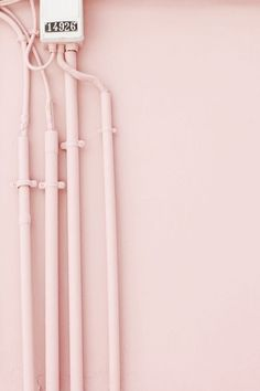 COLOR | Pink pipes