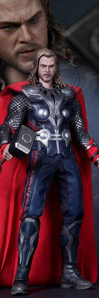 Thor Sixth Scale Figure - The Avengers