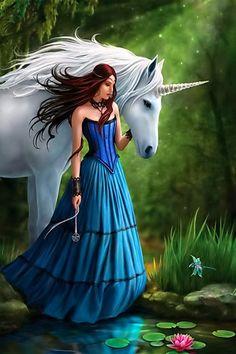 Unicorns!! Beautiful!!!!!