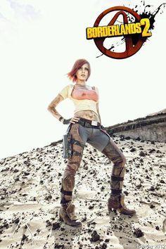 Borderlands. #taymai #gaming #cosplay