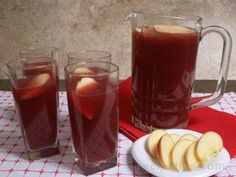 Apple Orchard Punch Recipe punch recip, orchard punch, appl orchard, apple orchard