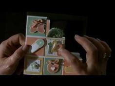 Block Card aka Stair Step Card with Deb Valder