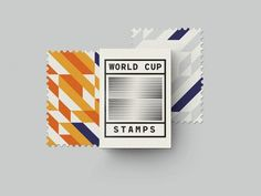 World Cup Stamps