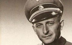 """To sum it all up, I must say that I regret nothing"" -Adolf Eichmann-"