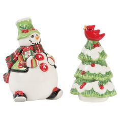 Winter Salt & Pepper Shakers at Joss & Main