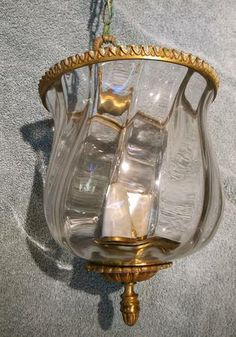 Antique Foyer Lantern $2o