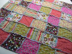 quilt idea - rag quilt