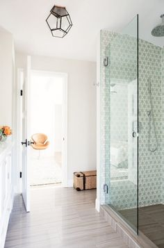 Bathroom interiors -