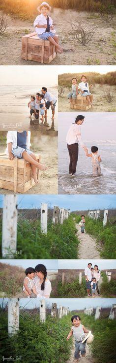 © Jennifer Dell Photography  beach time… houston family photographer » Houston & Tomball Photographer – Child, Baby & Family Photography – 832-377-5893