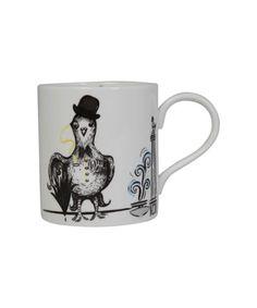 Spot o' tea gov'na! Seriously the cutest mug ever.