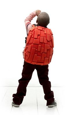 The new MadPax BLOK backpacks are so cool!
