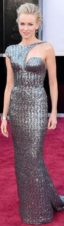 Naomi Watts in Giorgio Armani - 85th Academy Awards 2013, Los Angeles.