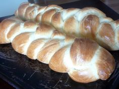 Mostly Food and Crafts: Bread Machine Challah