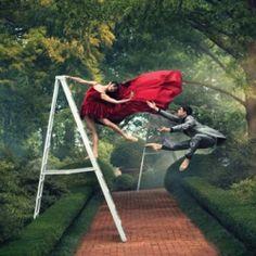 Fantastical Photographs from 'Wonderland'