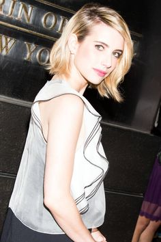 Emma Roberts looking cool and alluring