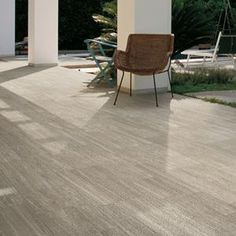Q-Stone   recycled porcelain tiles, interior and exterior
