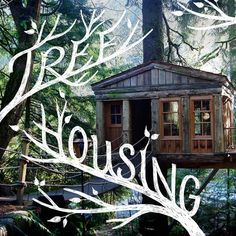 LOVED our tree house as a kid.  This would be so fun.