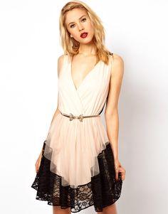 woman fashion, contrast lace, style, bridesmaid dresses, backless dress, the dress, skater dresses, lace dresses, belts