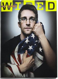 An american patriot - WIRED, Snowden