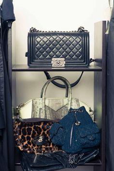 chanel handbags, chanel bags, purs, leigh lezark, boy bag, givenchy, chanel boy, women's handbags, fashion handbags