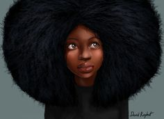 Afro by David Raphet