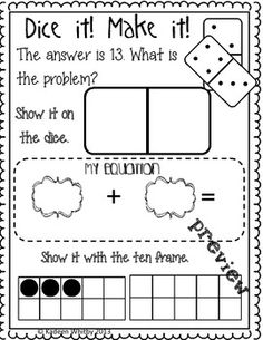Addition (Common Core Daily focus practice journal)
