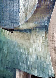 guggenheim museum, color, modern architecture, architecture skin