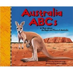 Australia ABCs: A Book About the People and Places of Australia (Country Abcs) $7.95