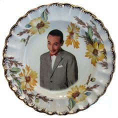 Pee-Wee Portrait Plate