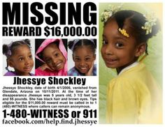Search for Jhessye Shockley Is Ending