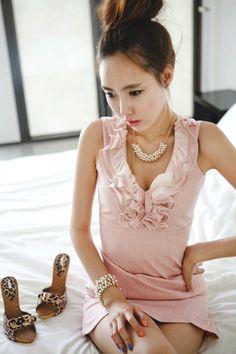 Sweet Garden Pearl Tassel Fashion Necklace   LilyFair Jewelry, $11.99!