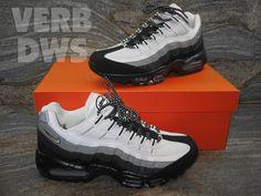 Nike Air Max 95s. Real or fakes?