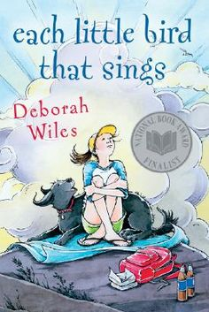 12/9/11 by Deborah Wiles / Realistic Fiction / 5 Stars (I want to read everything that Deborah Wiles writes.)