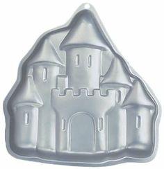 Wilton Cake Pan: Enchanted Castle