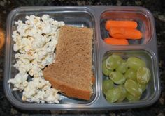 Healthy school lunch ideas, and a great way to pack them!