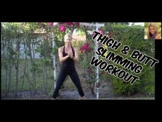 Thighs & Butt Toning #Workout For #Women.   And using no equipment.  WOW!