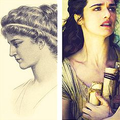 Hypatia (ca. 351–370 AD) was a Greek philosopher, head of the Platonist school at Alexandria, where she lectured Neoplatonism, which combined Plato's ideas with a mix of Christian, Jewish, and East Asian influences. During Lent 415, amid Christian and Roman tensions, a mob of Christian monks stripped her naked and dragged her through the streets to Caesareum, where they killed her.
