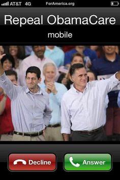 Obamacare!