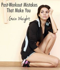 This all makes total sense!!! #workout #fitness #mistakes