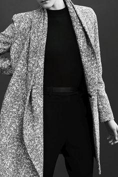 winter, style, fashion chic, jackets, the dress, grey, dress codes, black, coats