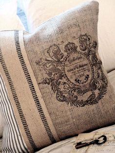 pretty pillow