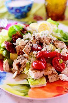 Cobb Salad. Always a favorite!