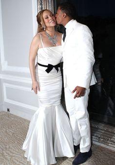 Nick and Mariah renew their vows in Paris