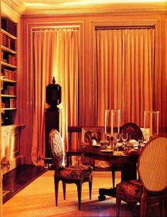 Bill Blass' New York Apartment