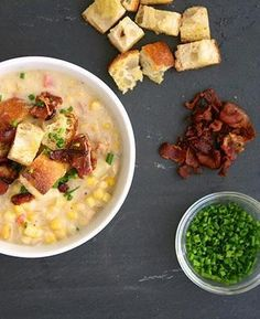 Corn and Beer Cheese Chowder