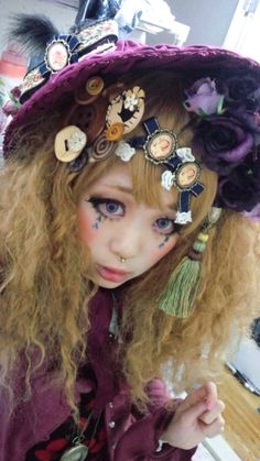 Dolly Kei. Goregeous accesories!