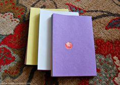Minne-Mama: Peek-A-Boo Booklets
