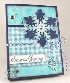 Sweet 'n Sassy Snowflake Flourish