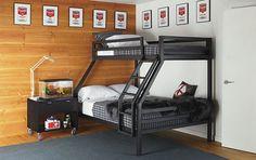 Fun bunk bed!